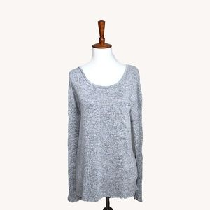 Banana Republic Tops - Grey Pocket Tunic